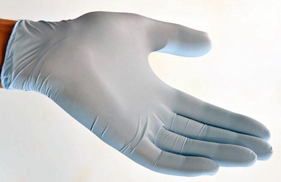Mănușile din nitril - cea mai bună protecție împotriva contaminării și a infecției!